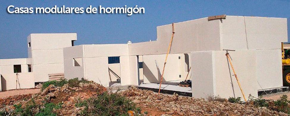 Conoce las casas modulares de hormigón, ¿cuáles son sus ventajas y características?