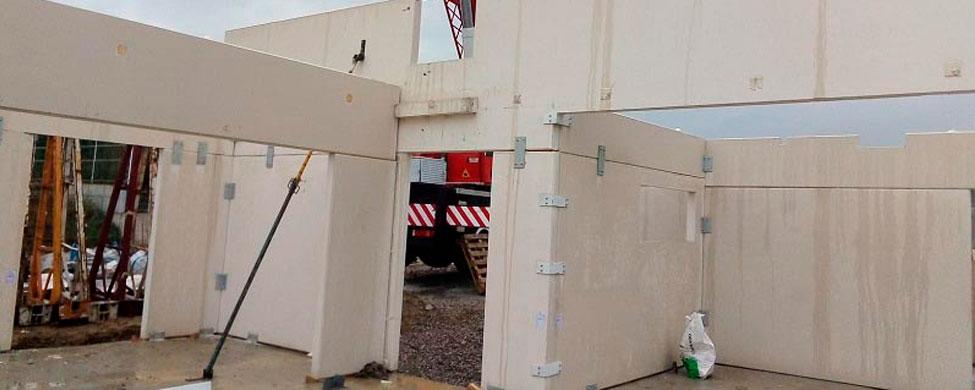 ¿Qué es laconstrucción industrializada y en qué se diferencian de las prefabricadas?