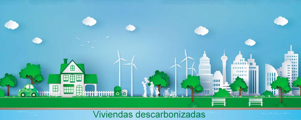 Viviendas y edificios descarbonizados